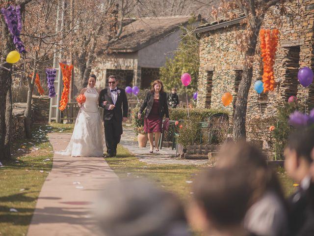 La boda de Miguel y Lucia en Campillo De Ranas, Guadalajara 13