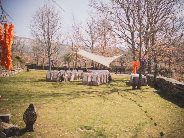 La boda de Miguel y Lucia en Campillo De Ranas, Guadalajara 14