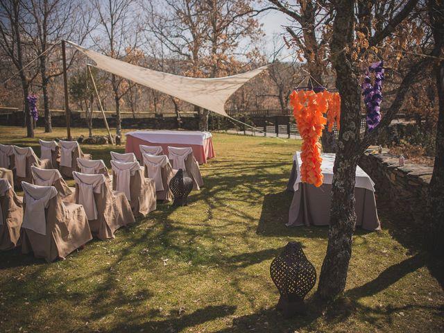 La boda de Miguel y Lucia en Campillo De Ranas, Guadalajara 15
