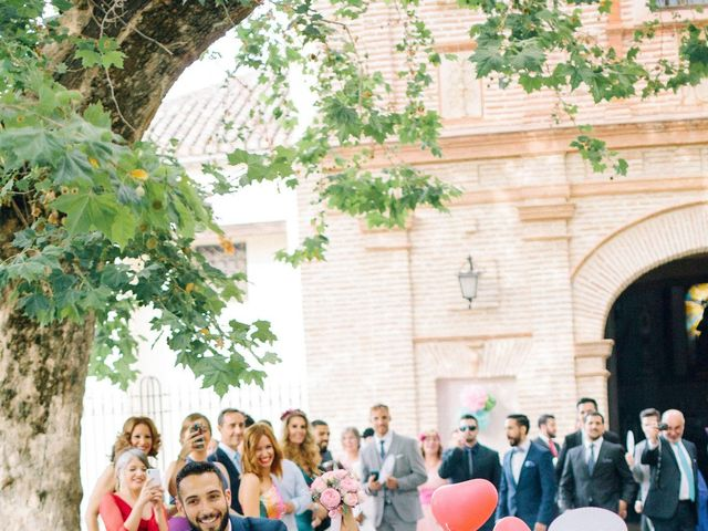 La boda de Jose y Marta en Granada, Granada 11