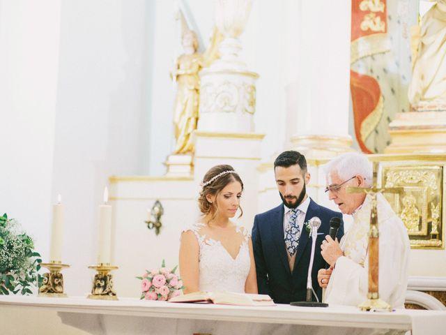 La boda de Jose y Marta en Granada, Granada 12