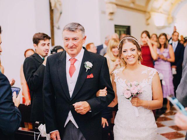 La boda de Jose y Marta en Granada, Granada 17