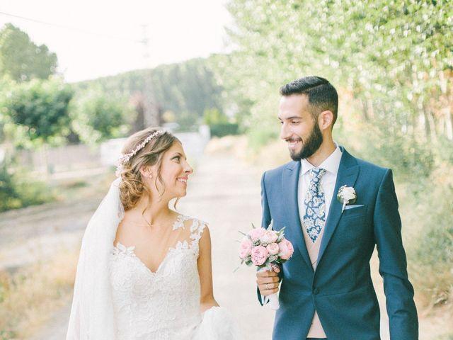 La boda de Jose y Marta en Granada, Granada 23