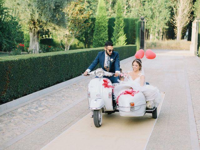 La boda de Jose y Marta en Granada, Granada 27