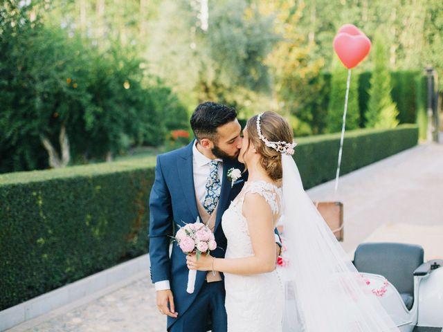 La boda de Jose y Marta en Granada, Granada 28