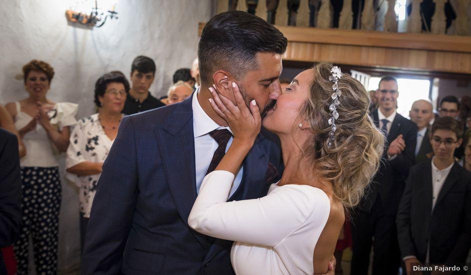 La boda de Andy y Shaila en Bergantiños, A Coruña