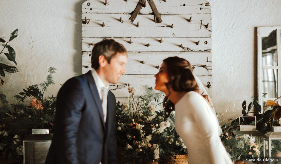 La boda de Aimar y Nerea en Berango, Vizcaya