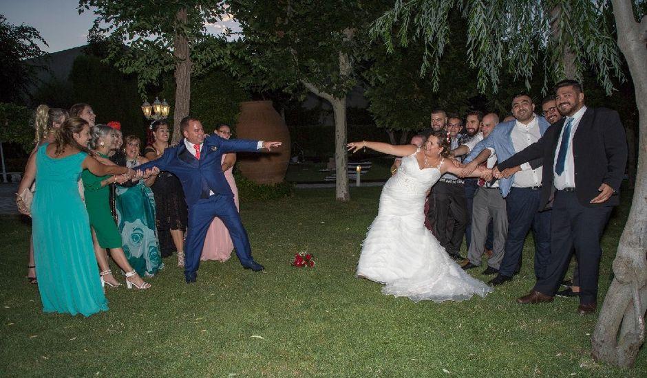 La boda de Jhonny y Miriam en Illescas, Toledo