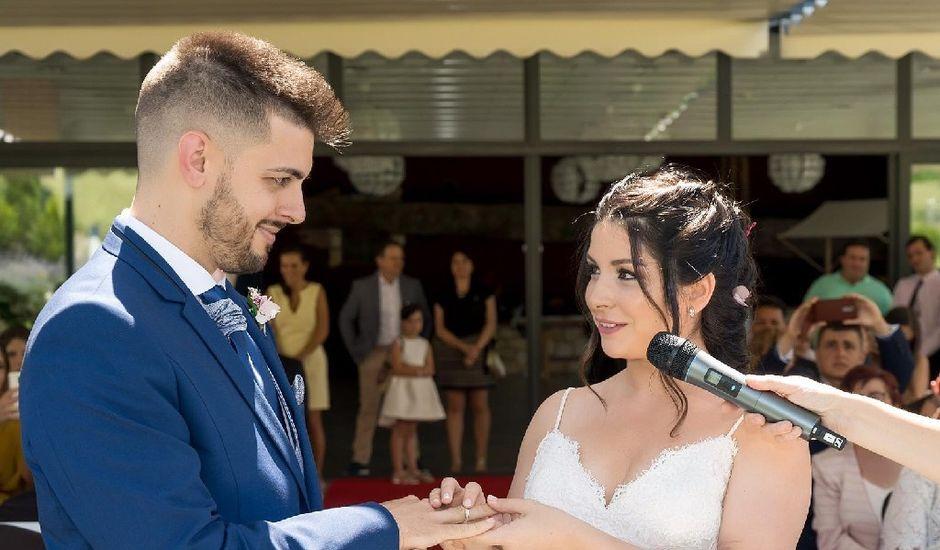 La boda de Rafa  y Tania en Burgos, Burgos