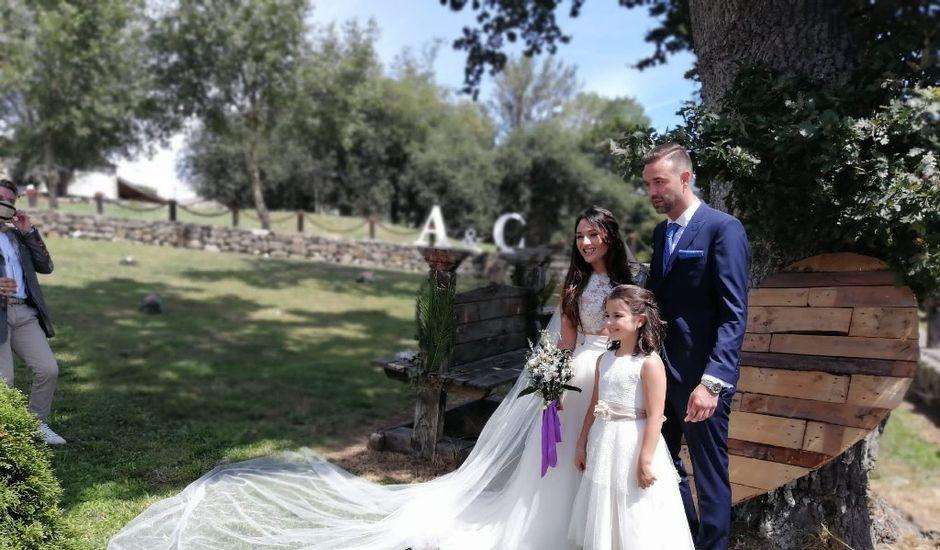 La boda de Aitor y Cristina en La Poblacion De Yuso, Cantabria