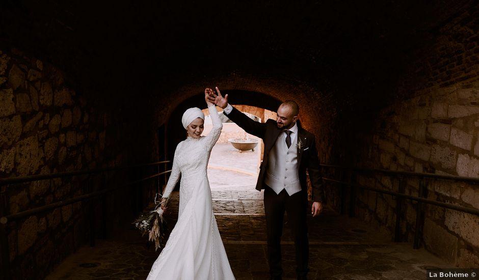 La boda de Ali y Insaf en Melilla, Melilla