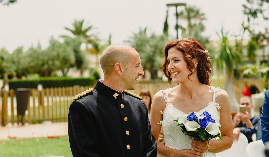 La boda de César y Sandra en Valencia, Valencia