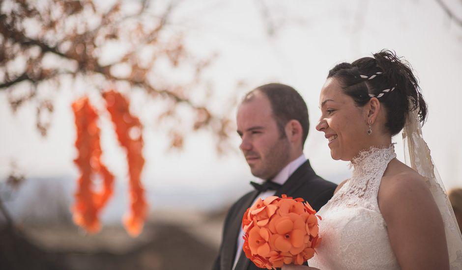 La boda de Miguel y Lucia en Campillo De Ranas, Guadalajara