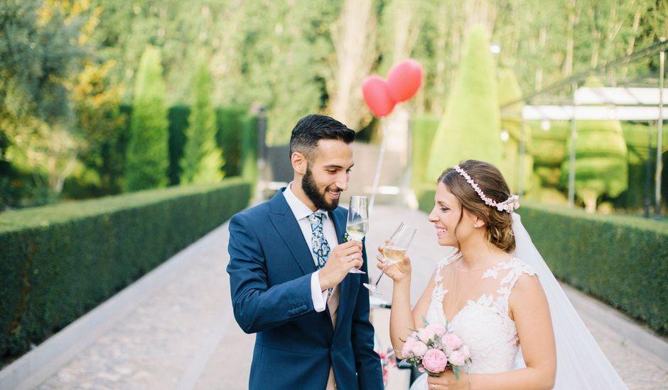 La boda de Jose y Marta en Granada, Granada