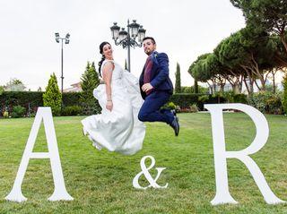 La boda de Rosa María y Álvaro