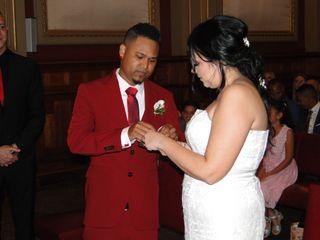 La boda de vanesa y walla