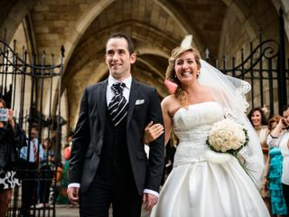 La boda de Laura y Andrés