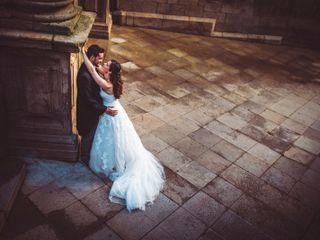 La boda de Isa y Rober