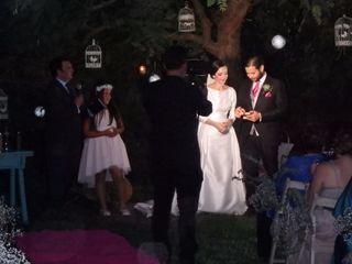 La boda de Virginia y Iván
