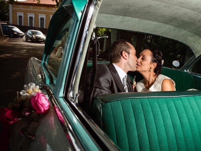 La boda de David y Lorena en Barbastro, Huesca 2