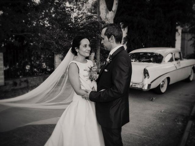 La boda de David y Lorena en Barbastro, Huesca 11