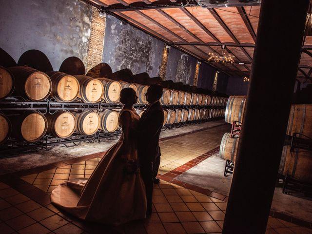 La boda de David y Lorena en Barbastro, Huesca 12