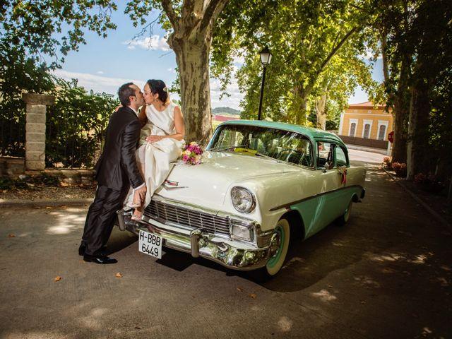 La boda de David y Lorena en Barbastro, Huesca 14