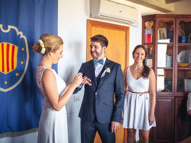 La boda de Alena y Jesus en Palma De Mallorca, Islas Baleares 9