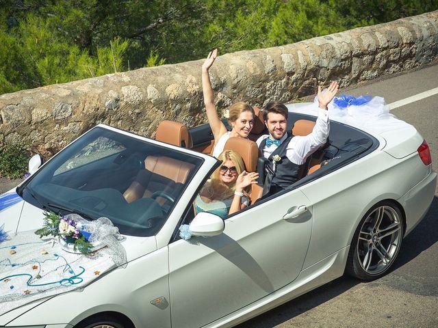 La boda de Alena y Jesus en Palma De Mallorca, Islas Baleares 14