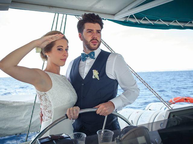 La boda de Alena y Jesus en Palma De Mallorca, Islas Baleares 16