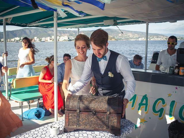 La boda de Alena y Jesus en Palma De Mallorca, Islas Baleares 22