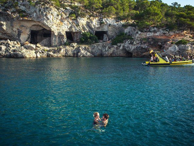 La boda de Alena y Jesus en Palma De Mallorca, Islas Baleares 2