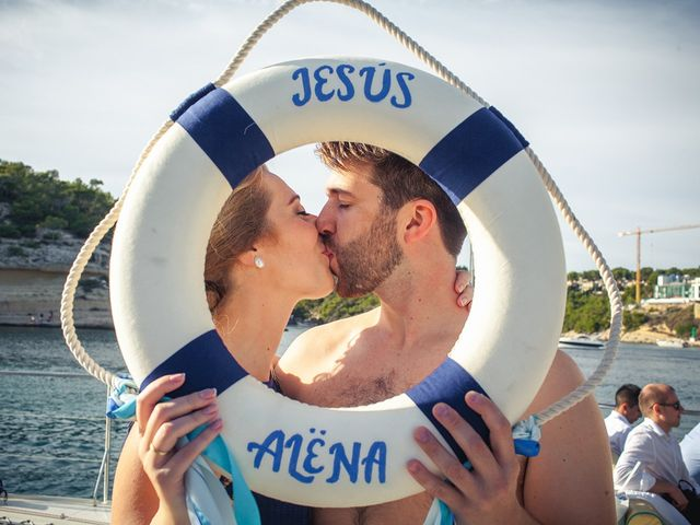 La boda de Alena y Jesus en Palma De Mallorca, Islas Baleares 30