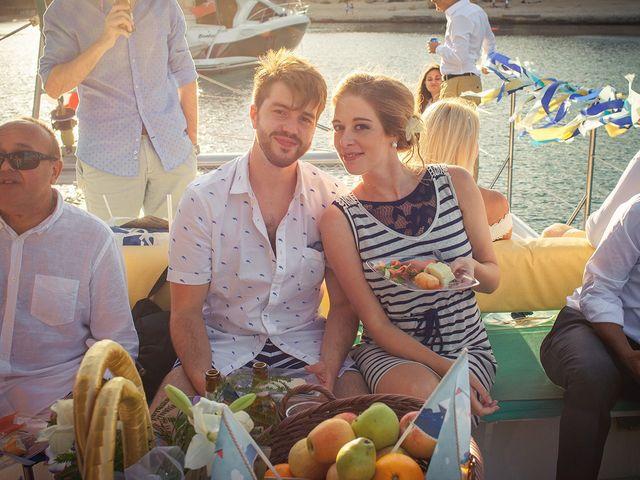 La boda de Alena y Jesus en Palma De Mallorca, Islas Baleares 32