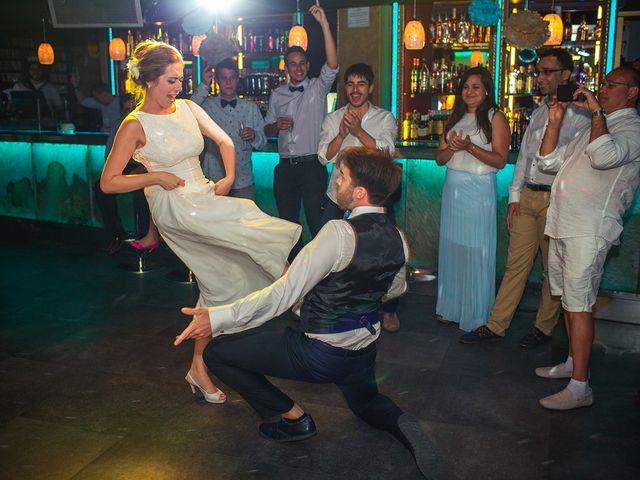 La boda de Alena y Jesus en Palma De Mallorca, Islas Baleares 43