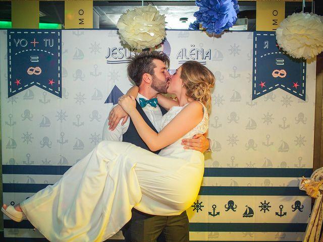La boda de Alena y Jesus en Palma De Mallorca, Islas Baleares 54