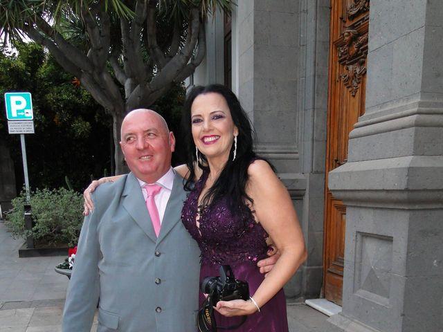 La boda de walla y vanesa en Santa Cruz De Tenerife, Santa Cruz de Tenerife 5