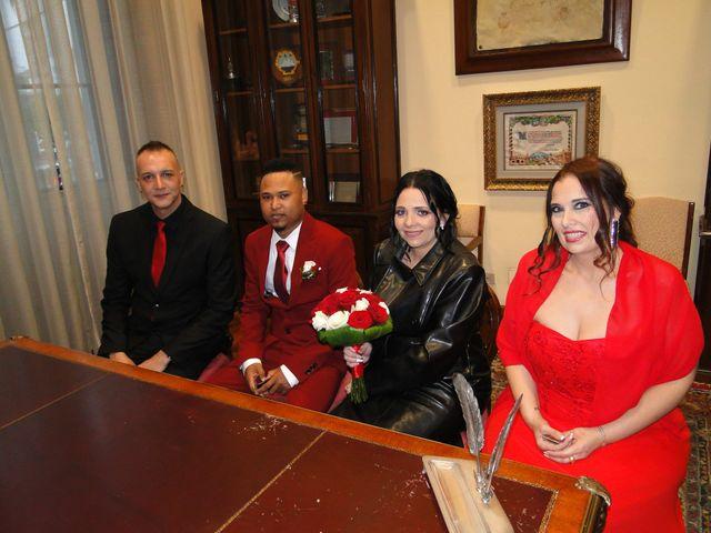 La boda de walla y vanesa en Santa Cruz De Tenerife, Santa Cruz de Tenerife 6