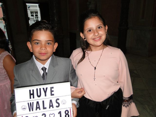 La boda de walla y vanesa en Santa Cruz De Tenerife, Santa Cruz de Tenerife 9