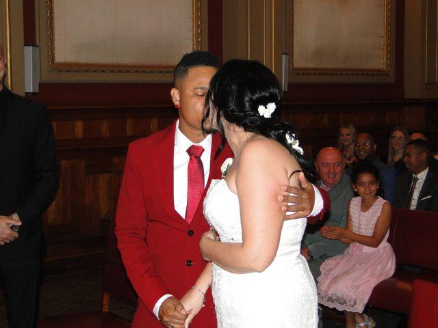 La boda de walla y vanesa en Santa Cruz De Tenerife, Santa Cruz de Tenerife 32