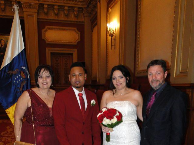 La boda de walla y vanesa en Santa Cruz De Tenerife, Santa Cruz de Tenerife 37