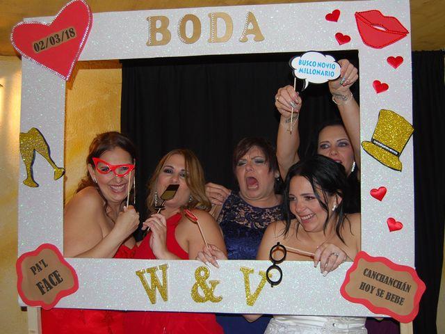 La boda de walla y vanesa en Santa Cruz De Tenerife, Santa Cruz de Tenerife 65