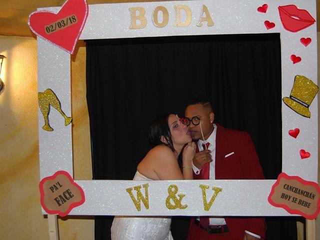 La boda de walla y vanesa en Santa Cruz De Tenerife, Santa Cruz de Tenerife 73