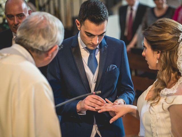 La boda de Alberto y Marta en Madrid, Madrid 50