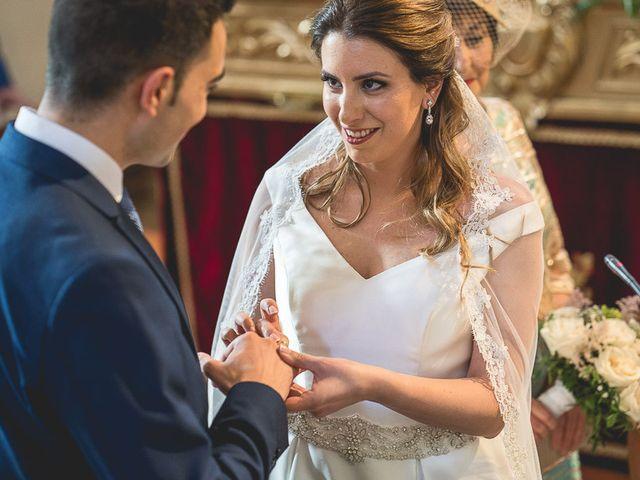 La boda de Alberto y Marta en Madrid, Madrid 51