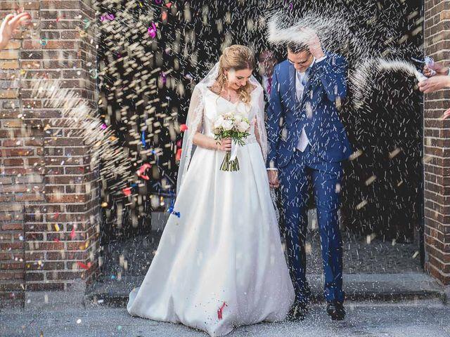 La boda de Alberto y Marta en Madrid, Madrid 1