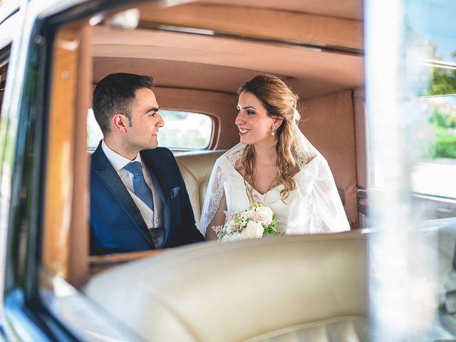 La boda de Alberto y Marta en Madrid, Madrid 57