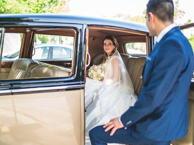 La boda de Alberto y Marta en Madrid, Madrid 58