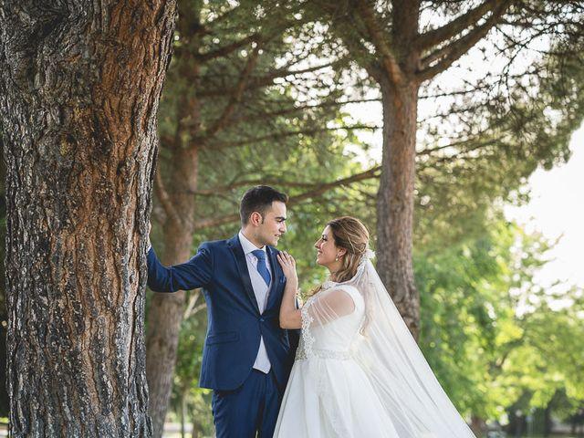La boda de Alberto y Marta en Madrid, Madrid 59