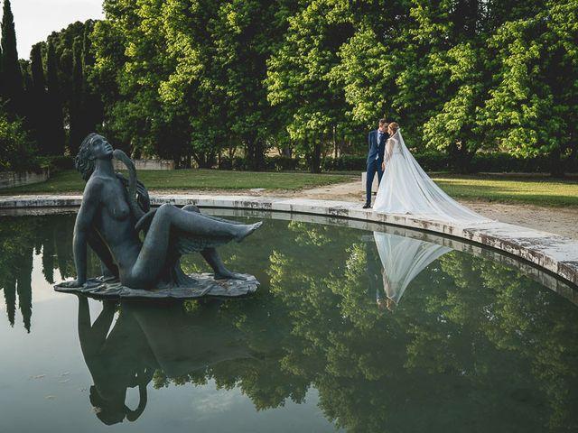 La boda de Alberto y Marta en Madrid, Madrid 71